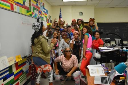 Mrs. Gimpel's 3rd Period Class