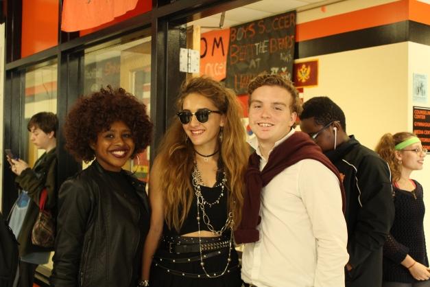 Ashley Harvey, Brynn Rhodes, and Taylor Myers