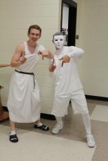 Madden Barham and Zach Canter