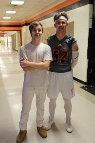 Scott Bittner and Evan Riss